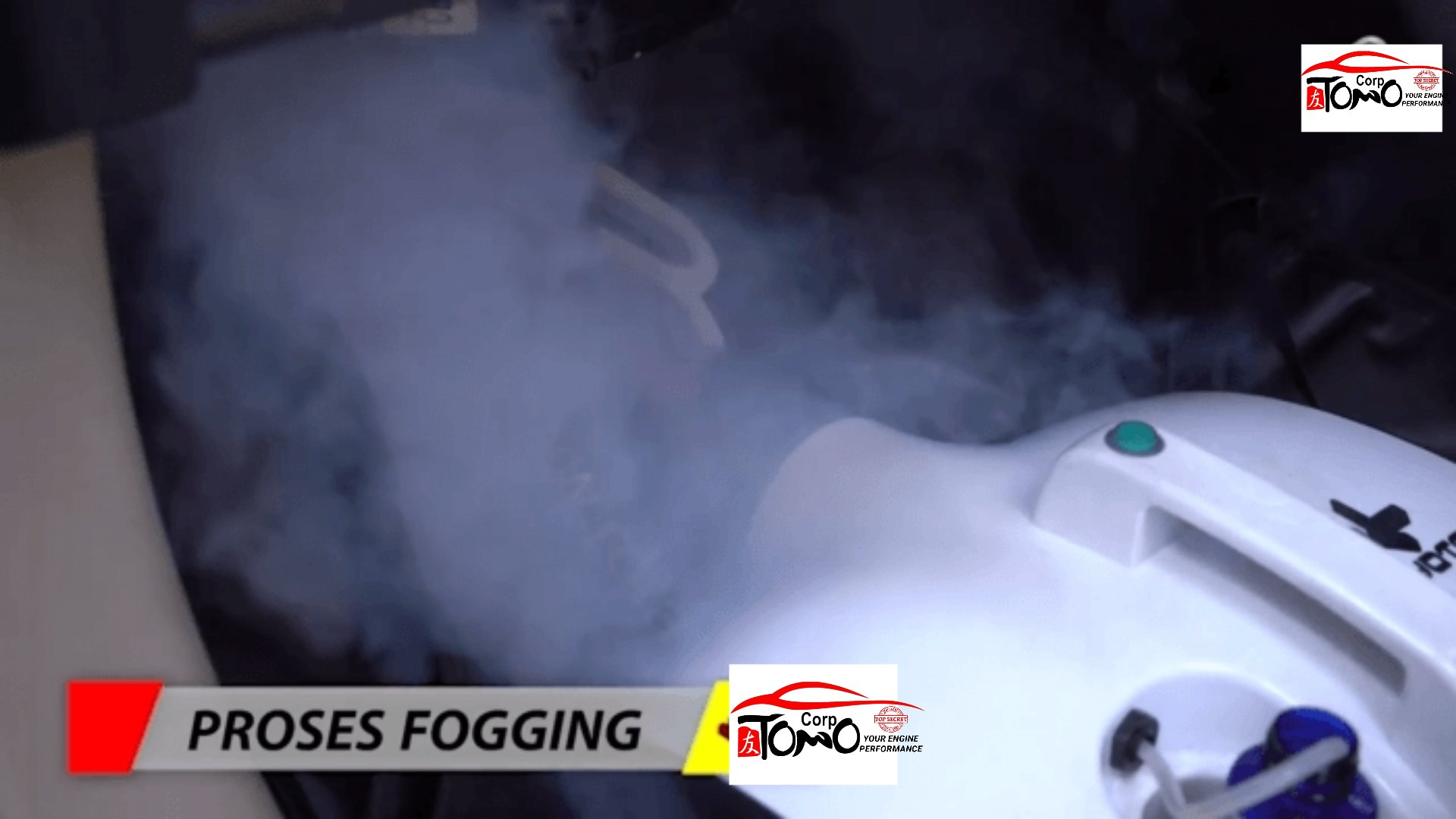fogging ac